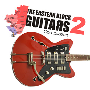 Various Artists – Eastern Block Guitars Compilation vol.2
