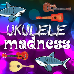 Various Artists – Ukulele Madness Compilation